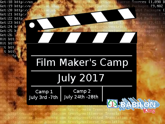 Film Makers Camp